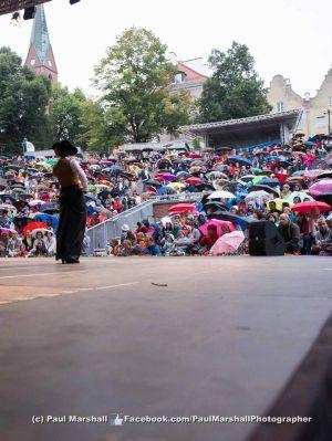 Olsztyn Amfitheater Poland