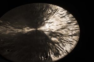 Chinese Wind Gong - Studio-Lit